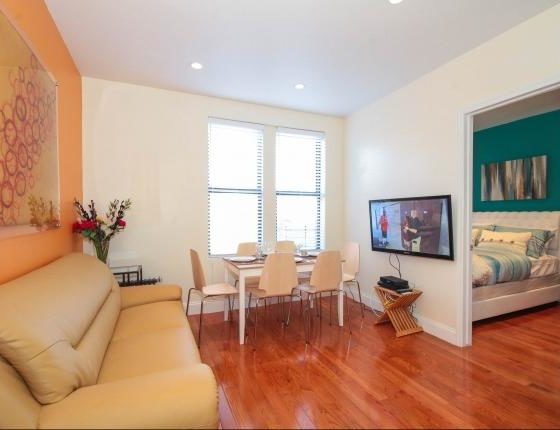 Fantastic 3 bedroom apartment, Harlem, New York
