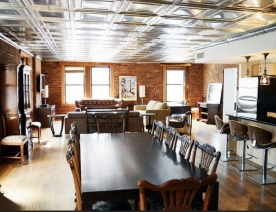 Mammoth 4 bedroom Loft on Mulberry Street, Chinatown - Little Italy, New York